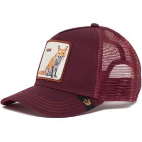 Goorin Bros. Foxy Nakrycie głowy, maroon